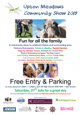 Upton Meadows Community Show 27th July 2019