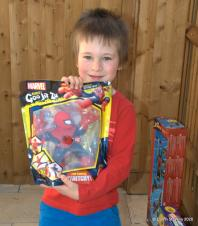 Upton Parish Council helps to make Teddy's Birthday one to remember