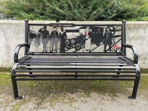 Upton Parish Council purchase of 3 new Commemorative Benches