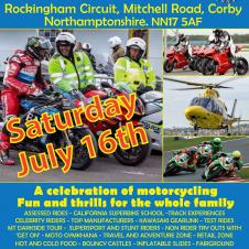 BikeSafe 16th July 2016